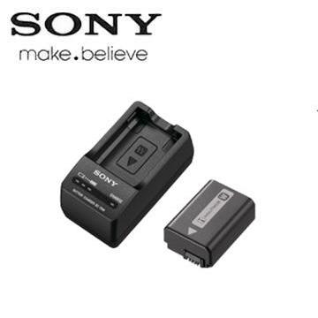 索尼SONY W型充電電池超值組