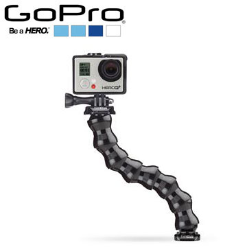 GoPro 鵝頸延長桿