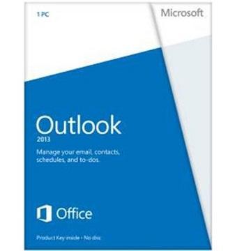Outlook 2013 中文版 PKC