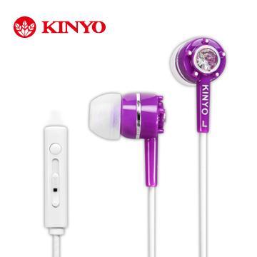 KINYO IPEM-622耳機麥克風