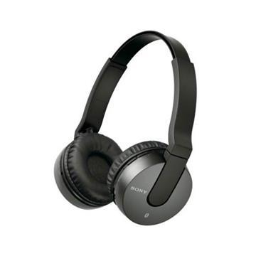 (福利品)SONY索尼 無線降噪耳罩式耳機 黑 MDRZX550BNB