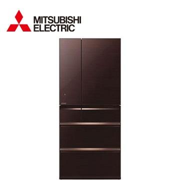 【福利品】MITSUBISHI 705公升瞬冷凍六門冰箱