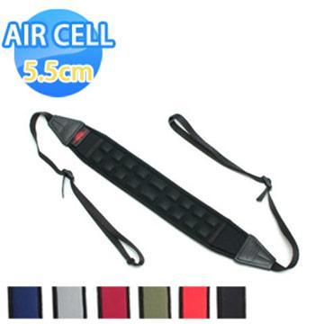 AIR CELL-02 韓國5.5cm顆粒舒壓相機背帶 葡萄紅