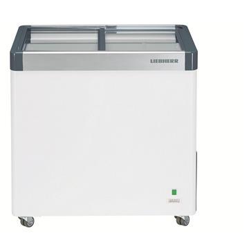 LIEBHERR 212公升玻璃推拉冷凍櫃