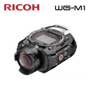 RICOH WG-M1 防水攝影機-黑