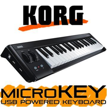 KORG 37鍵USB控制鍵盤