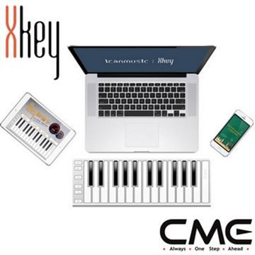 CME 超薄時尚25鍵控制鍵盤 Xkey