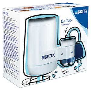 BRITA龍頭式淨水器