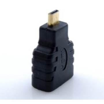 i-gota HDMI母對HDMI公影音轉接頭