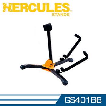 HERCULES 迷你木吉他架附袋 GS401BB