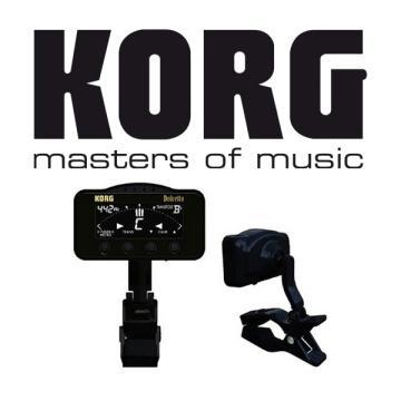 KORG 夾式調音節拍器