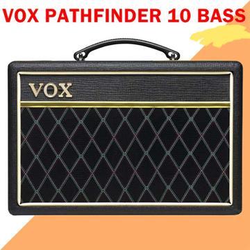 VOX 電貝斯小音箱/電貝斯擴大機 Pathfinder 10 BASS