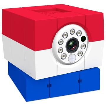 iCam HD 無線攝影機-荷蘭旗