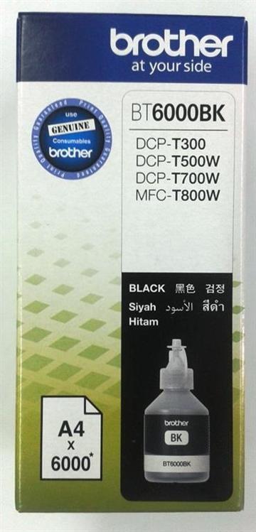 Brother BT6000BK 大連供黑色墨水 BT6000BK