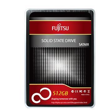 【512G】Fujitsu 固態硬碟
