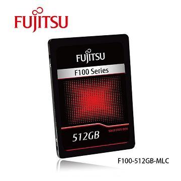 【512G】Fujitsu 固態硬碟-F100系列