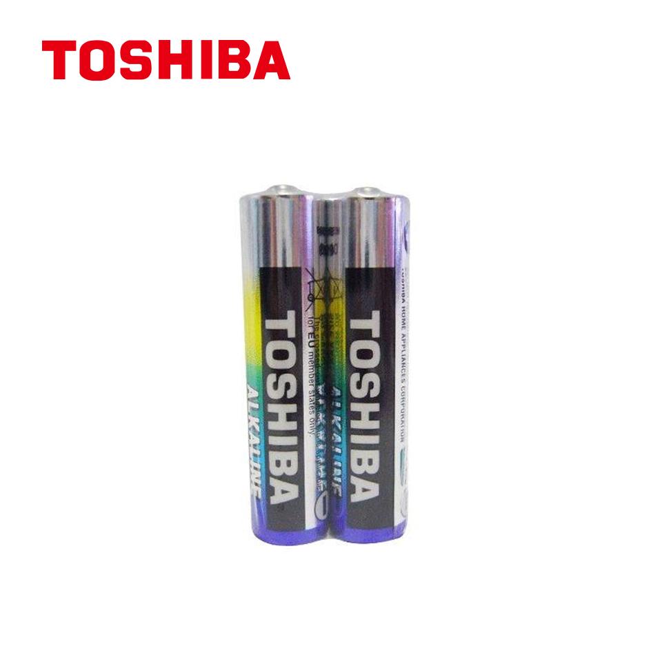 東芝TOSHIBA鹼性4號電池2入