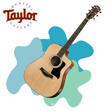 Taylor 泰勒 100系列民謠電木吉他含原廠袋