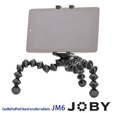 JOBY 小型平板夾腳架 JM6