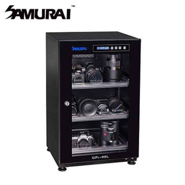新武士 數位式電子防潮箱 90公升