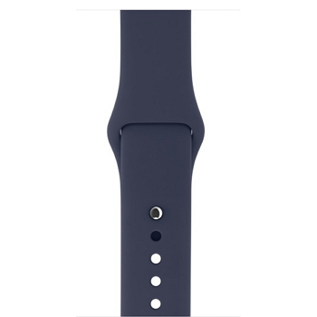 38mm 藍色運動型錶帶