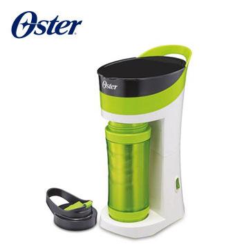 (福利品)OSTER 隨行杯咖啡機(綠)