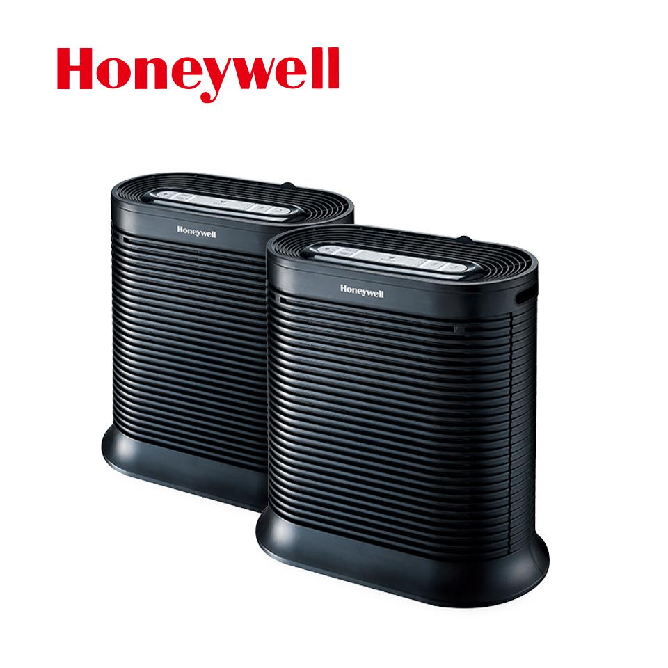【兩入組】Honeywell 8-16坪True HEPA清淨機