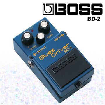BOSS 經典藍調效果器Blues Driver