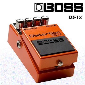 BOSS 單顆破音效果器 Distortion特別版