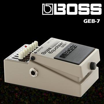BOSS BASS等化效果器 Equalizer