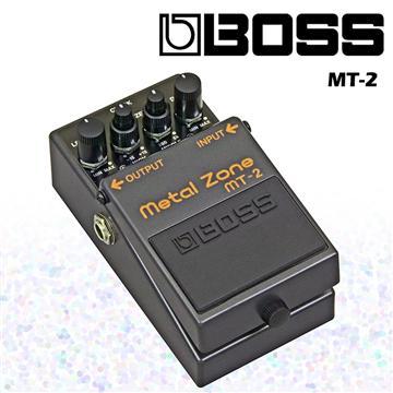 BOSS 金屬破音效果器 Matal Zone
