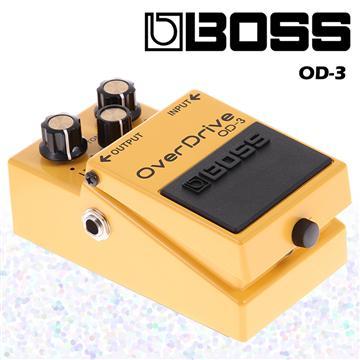 BOSS 經典破音效果器 OverDrive