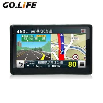 PAPAGO GOLife 7吋GPS行車記錄聲控導航平板