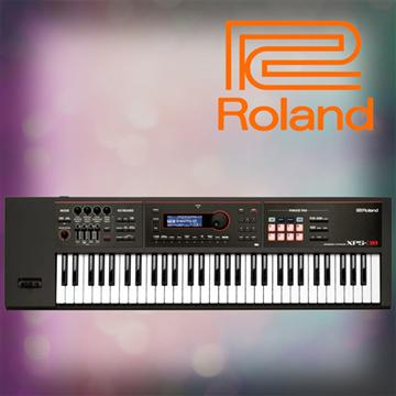 Roland 合成器/可擴充合成器鍵盤