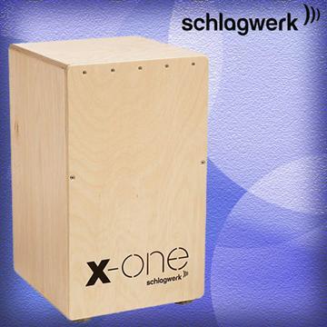 Schlagwerk 手工木箱鼓 X-One