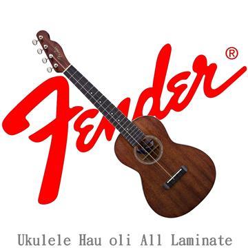 FENDER 全桃花心木26吋烏克麗麗