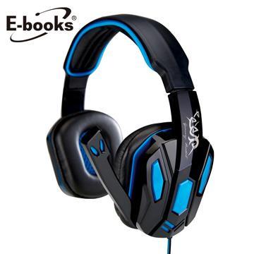 E-books S42電競頭戴耳機麥克風