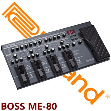 BOSS 吉他多重綜合效果器 ME-80