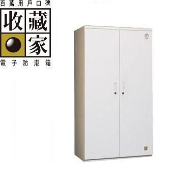 收藏家 隱密式高承載大型電子防潮櫃 AX-1000