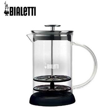 【福利品】Bialetti 1L玻璃雙層奶泡器