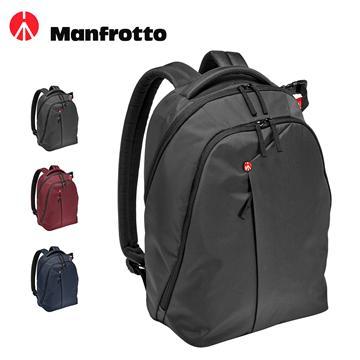 Manfrotto 開拓者雙肩後背包-深藍