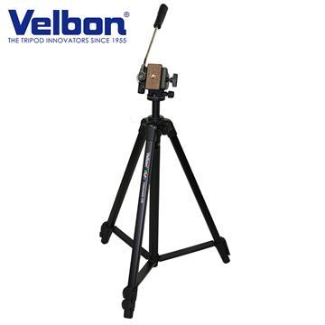 Velbon Videomate 438 油壓雲台腳架