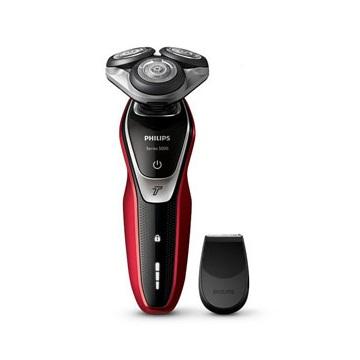 (展示機)飛利浦Philips S5000勁鋒系列Turbo淨刮功能電鬍刀