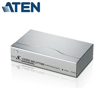 ATEN 8埠視訊分配器