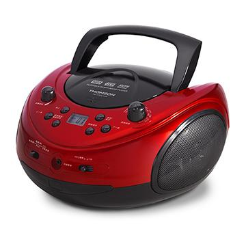 【展示福利品】THOMSON MP3手提CD音響