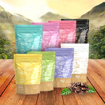 金鑛精品咖啡豆-2+1包(共3包)