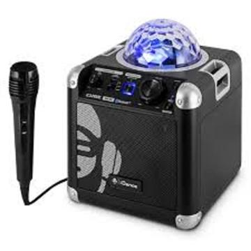idance 月光寶盒藍牙揚聲器 idance BC10(黑)
