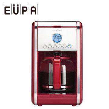 (福利品)EUPA 12杯份美式咖啡機