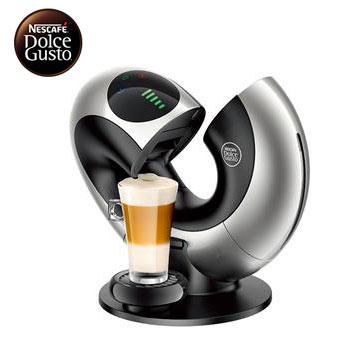 【福利品】雀巢膠囊咖啡機 Eclipse 太空銀