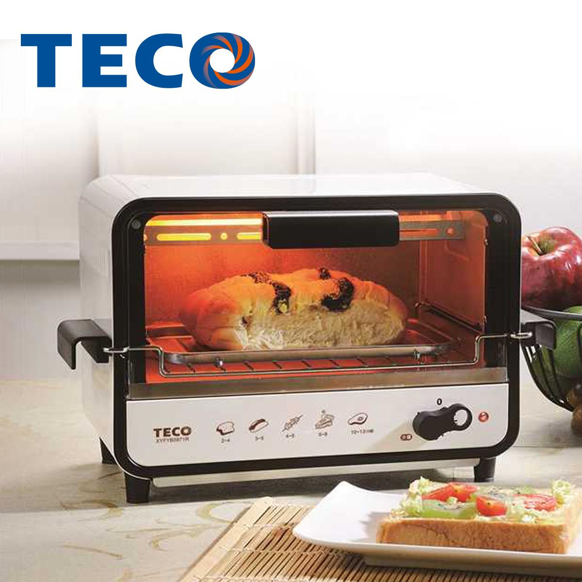 東元TECO 9L 防燙外取式電烤箱